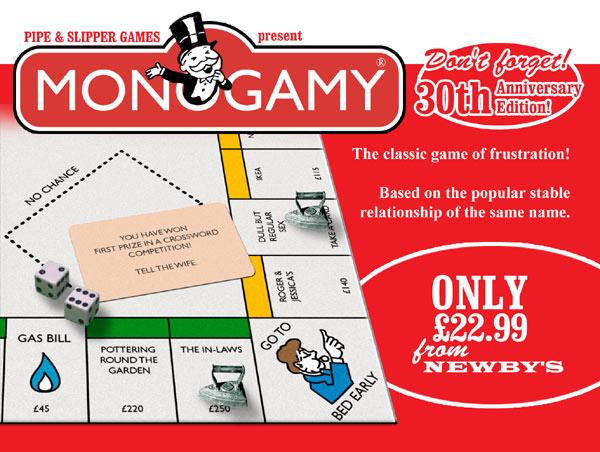 monogamy spel massage visby